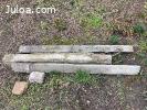 Eladó betonoszlopok